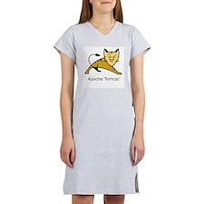 Apache Tomcat Women's Nightshirt