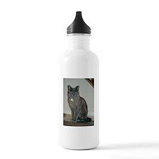 Jaspurr Blue - Sports Water Bottle