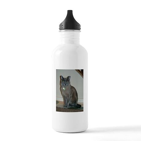 Jaspurr Blue - Stainless Water Bottle 1.0L