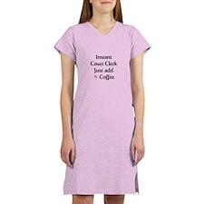 Court Clerk Women's Nightshirt