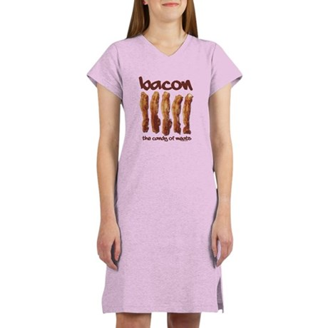 Candy of Meats Women's Nightshirt