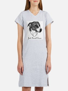 Jack Russell Women's Nightshirt