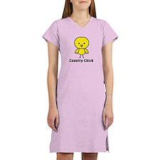 Country Chick Women's Nightshirt