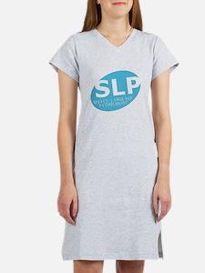 Speech Language Pathologist Women's Nightshirt