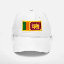 Flag of Sri Lanka Baseball Baseball Cap