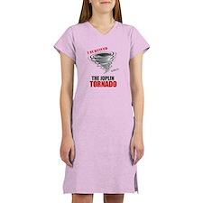 I Survived Joplin Tornado Women's Nightshirt