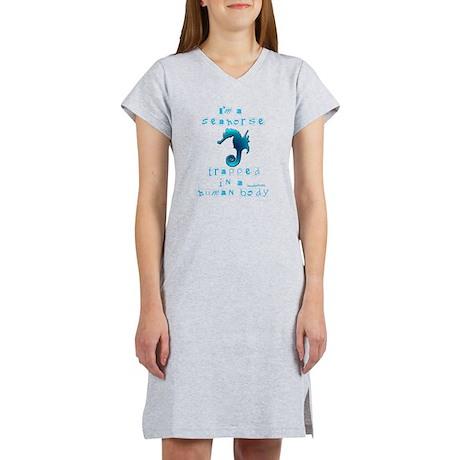 I'm a Seahorse Women's Nightshirt