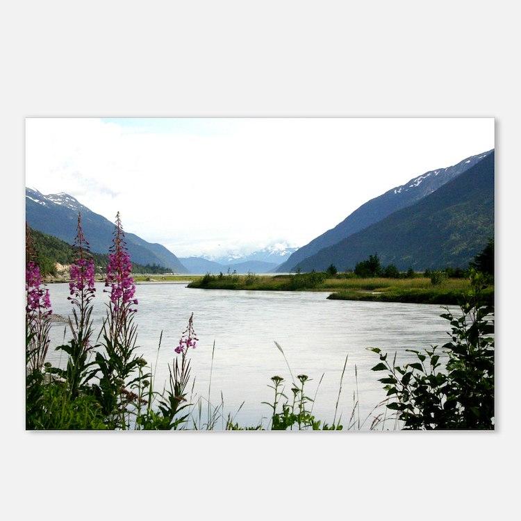 Skagway Lake Postcards (Package of 8)