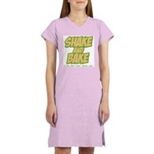 Shake and Bake (light) Women's Nightshirt