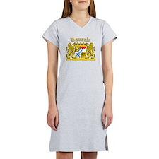 Bavaria Crest Women's Nightshirt