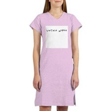Vintage Nurse Women's Nightshirt