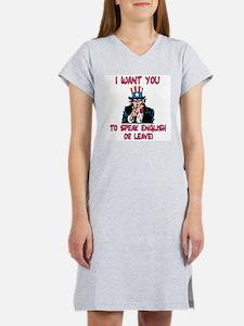 I Want You Shirts Women's Nightshirt