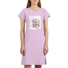 Who Are You? Women's Nightshirt