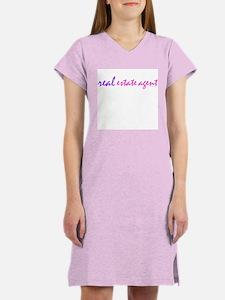 REAL (Purple & Pink) Women's Nightshirt