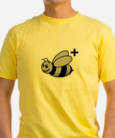 Yellow Bee Positive