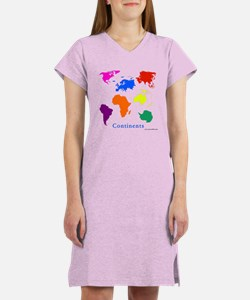Adults Women's Nightshirt