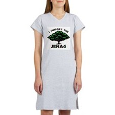 Double Sided Jena 6 Women's Nightshirt