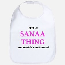 It's a Sanaa thing, you wouldn't Baby Bib