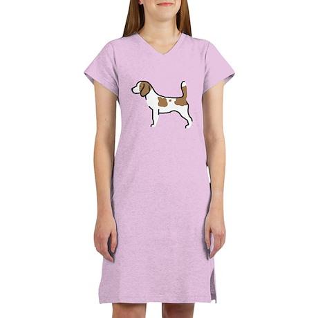 Beagle II Women's Nightshirt