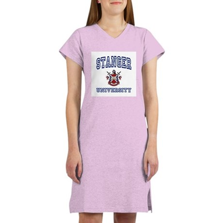 STANGER University Women's Nightshirt