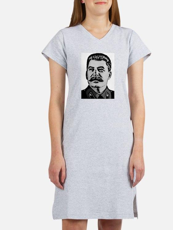 Stalin Women's Pink Nightshirt