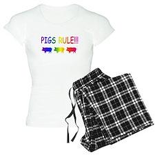 Pigs Rule Pajamas