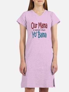 Our Mama Women's Nightshirt