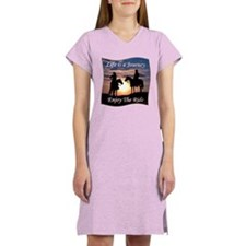 Life is a Journey - Women's Nightshirt