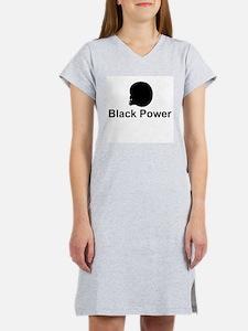 Black Power Women's Nightshirt