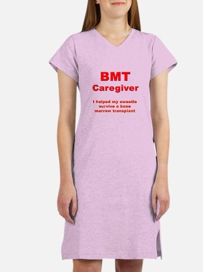 BMT Caregiver Women's Nightshirt