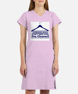 Jefferson Cleaners Women's Nightshirt