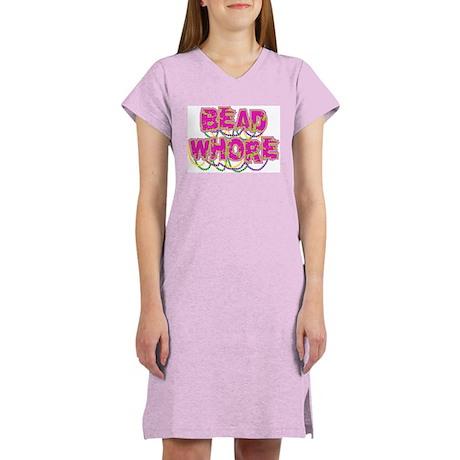 Bead Whore Women's Nightshirt