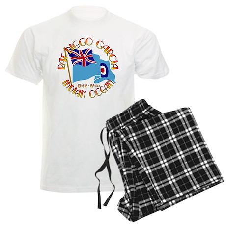 RAF Diego Garcia Men's Light Pajamas