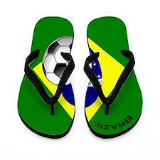 Samba Boys Flip Flops / Brazil