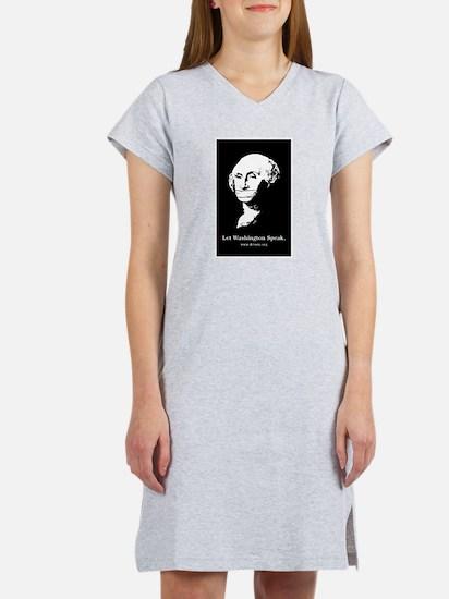 Cute Freedom free Women's Nightshirt