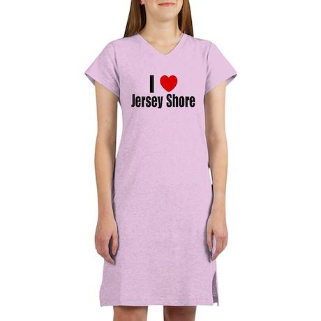 Jersey Shore Women's Nightshirt