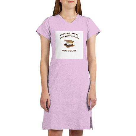 Get S'more Women's Nightshirt