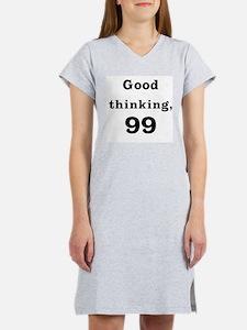 Good Thinking 99 Women's Nightshirt