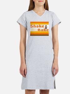 Shake & Bake Women's Pink Nightshirt