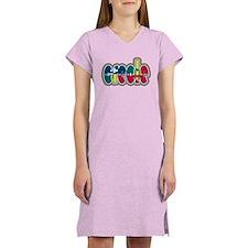 Cute Mixed Women's Nightshirt