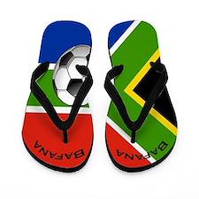 Bafana Bafana Flip Flops / South Africa