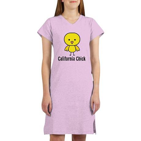 California Chick Women's Nightshirt