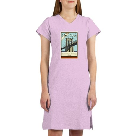 Travel New York Women's Nightshirt