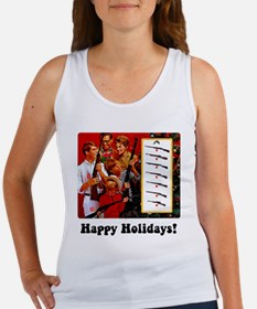 Gun Show Holiday Women's Tank Top