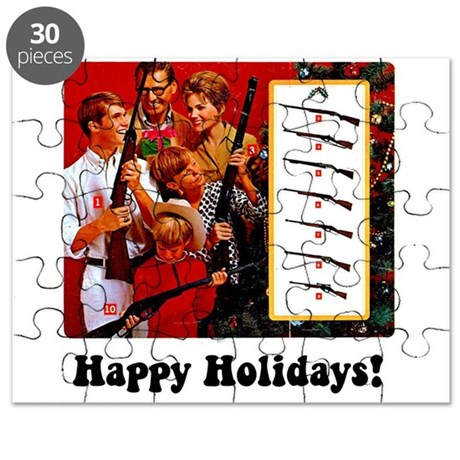 Gun Show Holiday Puzzle