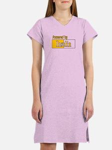 Yellow Women's Pink Nightshirt