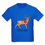 Deer hunter Kids T-shirts (Dark)