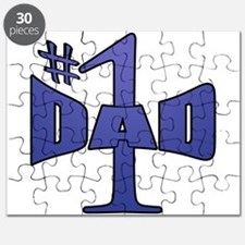 Number one dad Puzzle
