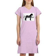 Friesian -breed- Women's Nightshirt