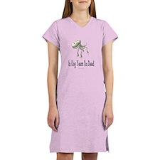 In Dog Years Women's Nightshirt